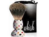 whish organic shaving products