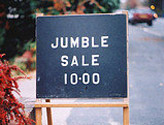 Jumble Sale at The Amersham Arrms