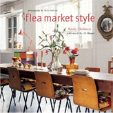 Interiors stylist Emily Chalmer's book on fabulous recycled interiors chic.