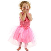 How cute is this fairtrade flower fairy outfit by Piccalilly? Perfect for fancy dress parties or for dressing up!