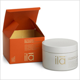Luxury organic body scrub to detoxify and energise by Ila.