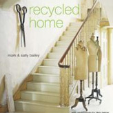 The Bailey's show the potential of rescued objects for interiors in this beautiful book.