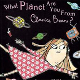 'What planet are you from Clarice Bean' Environmentally fun book including litler bugs, eco warriors and more.